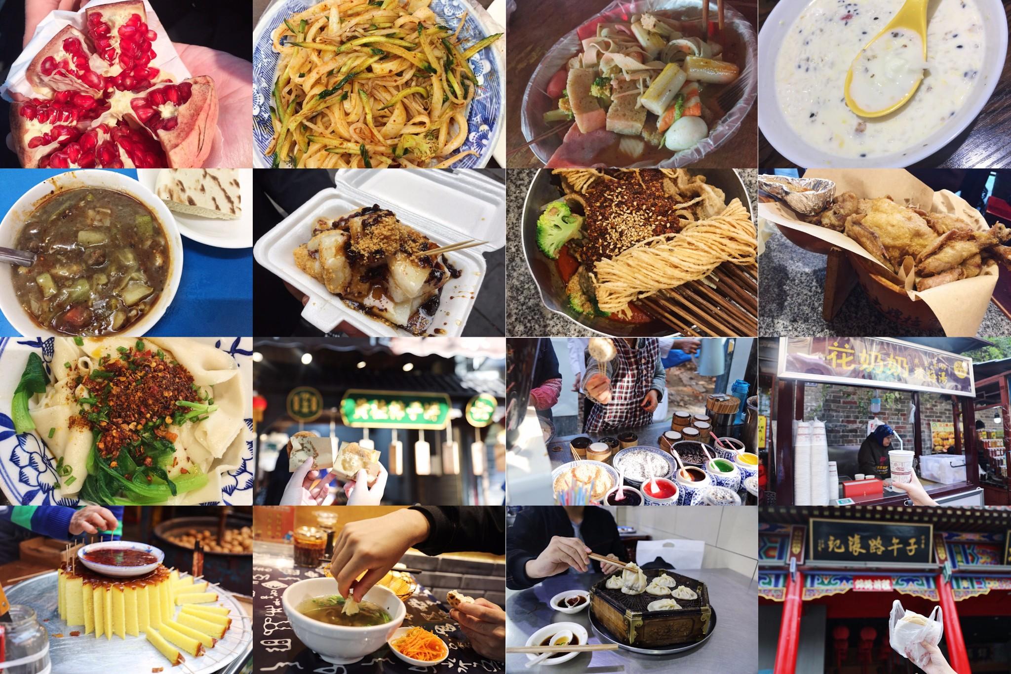 xian food tour