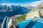 挪威斯泰格斯坦观景台游览(弗洛姆/艾于兰往返)