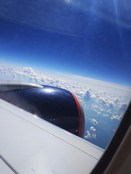飞往莫斯科
