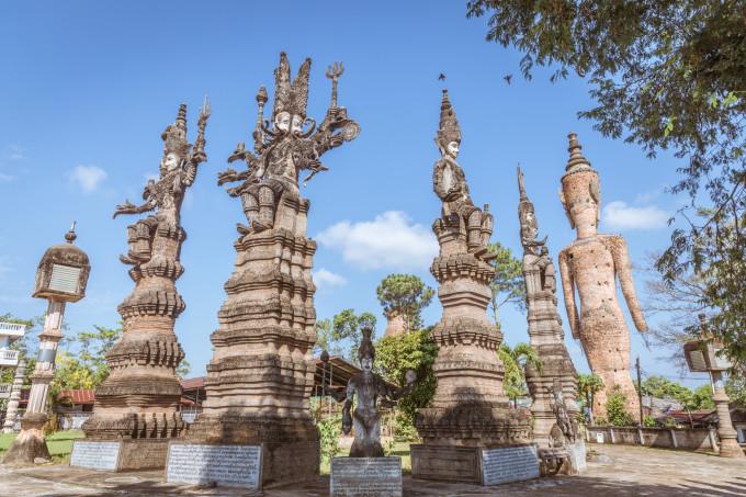 非著名景點打卡偏執狂的自我救贖 — 泰國伊森地區行記 274
