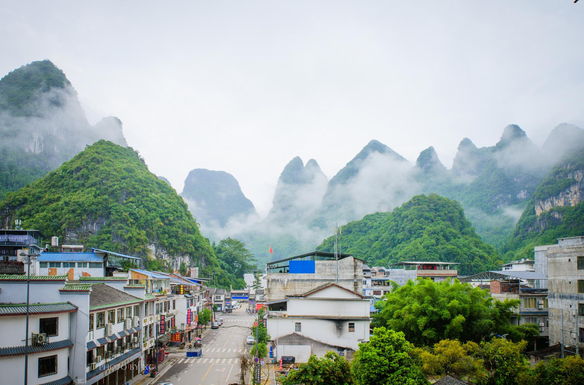 YangShuo XingPing Old Town