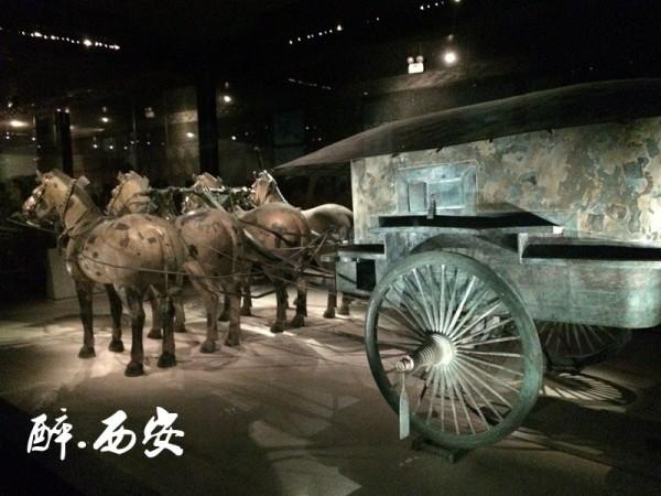 驷马高车 - 西部落叶 - 《西部落叶》· 余文博客