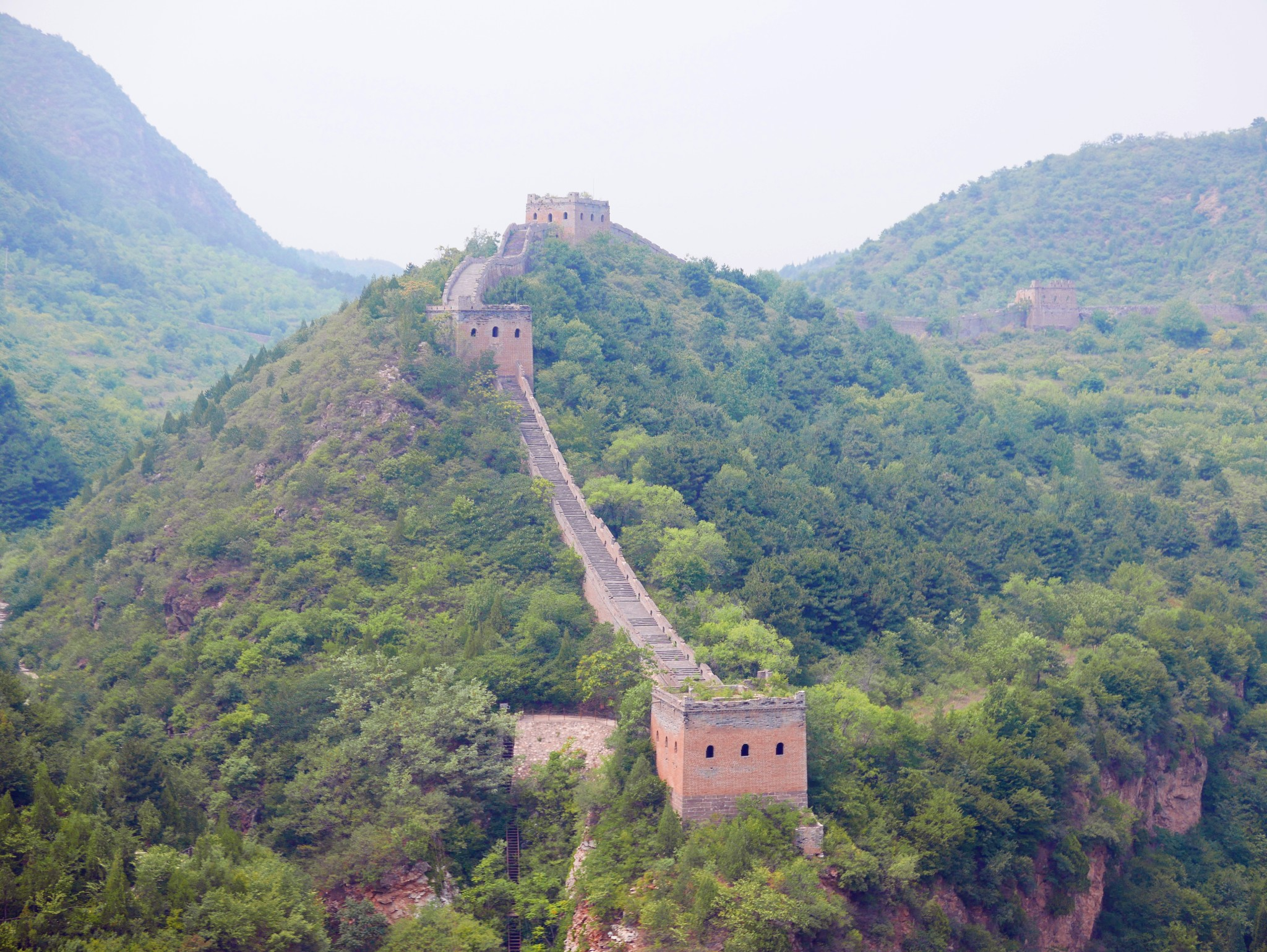 BeiJing SiMaTai Great Wall