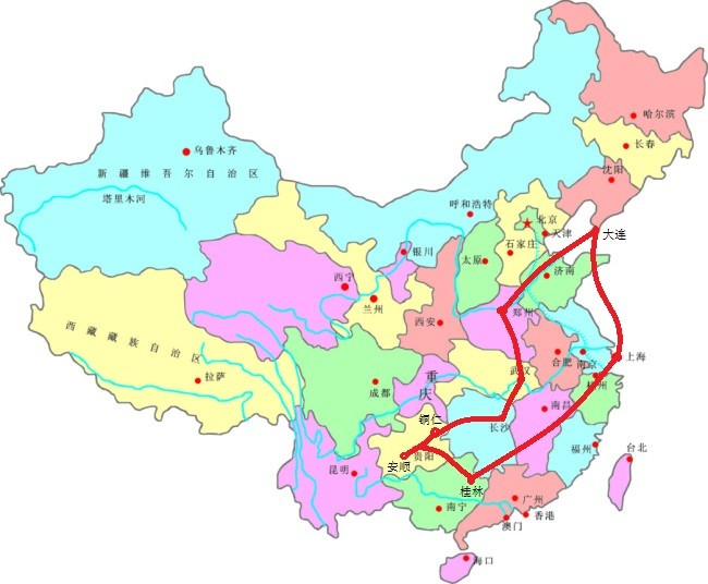中国的最北端_中国的最北端的城市叫什么名