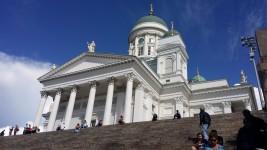 行走在芬兰