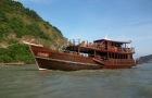 华欣 三百峰国家公园・红海豚湾+猴子岛木船出海一日游(含午餐)